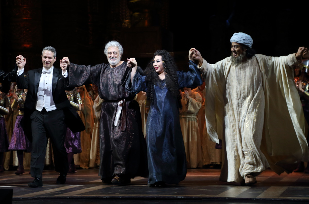 Nabucco in Peking